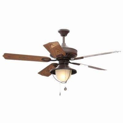 Best And Newest Outdoor Ceiling Fans With Schoolhouse Light With Regard To Westinghouse – Outdoor – Ceiling Fans – Lighting – The Home Depot (View 1 of 15)