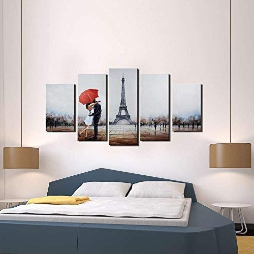 Best And Newest Over The Bed Wall Art For Above Bed Decor: Amazon (View 1 of 15)