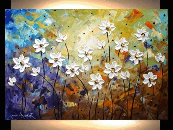 Best And Newest Painting Abstract Painting Flowers Abstract Landscape Painting Throughout Abstract Landscape Wall Art (View 7 of 15)