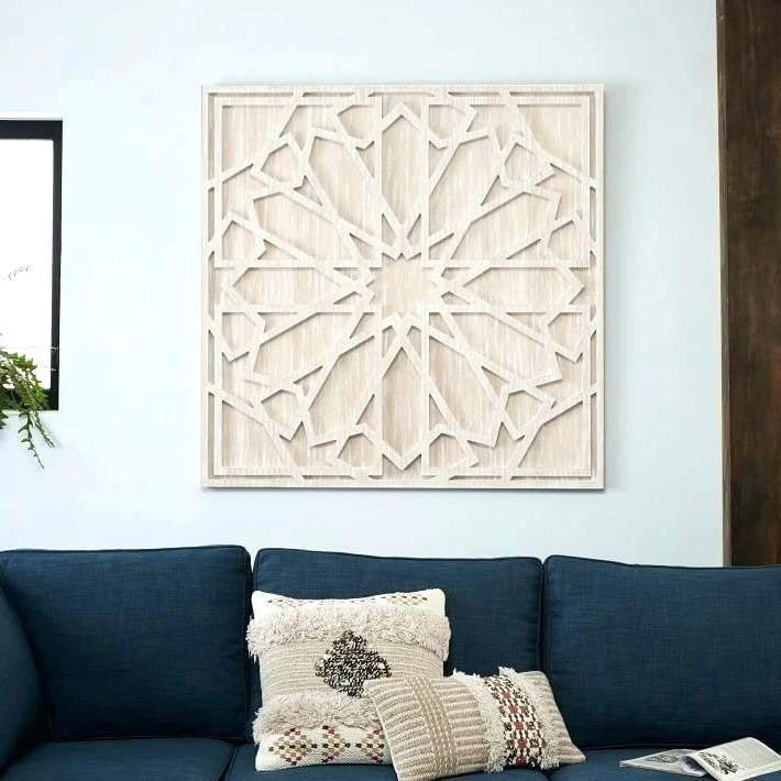 Best And Newest Wood Wall Art Basement Wood Wall Decor Reclaimed Wood Wall Art Large Intended For Large White Wall Art (View 3 of 15)