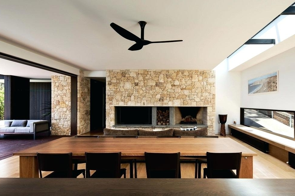 Best Modern Outdoor Ceiling Fans (View 4 of 15)