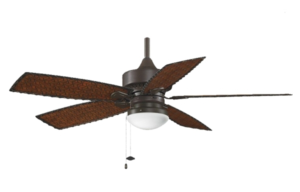 Best Outdoor Ceiling Fans: Overall &location (View 7 of 15)