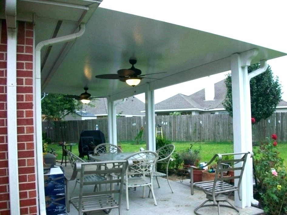Best Patio Ceiling Fans Ceiling Fans Outdoor Patio Best Patio Pertaining To Newest Outdoor Porch Ceiling Fans With Lights (View 7 of 15)
