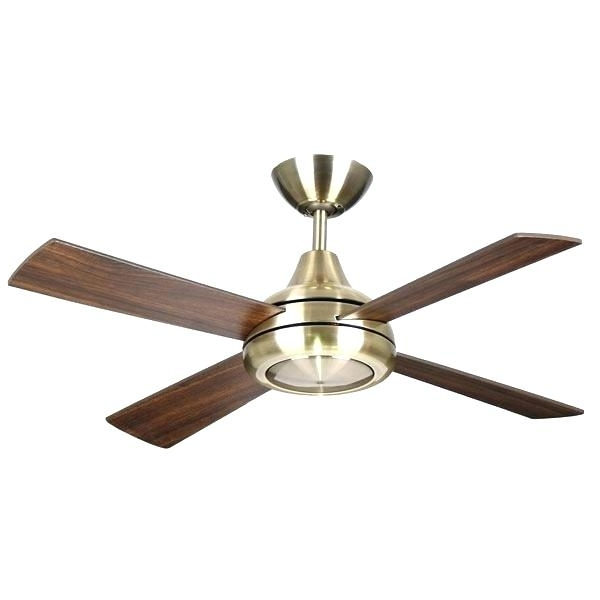 Best Small Ceiling Fan Ceiling Fans Small Ceiling Fan Small Photo Intended For Trendy Outdoor Ceiling Fans With Bright Lights (View 1 of 15)