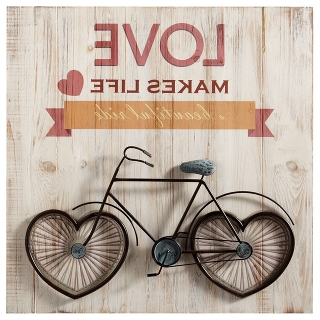 Bicycle Wall Art – Www (View 6 of 15)