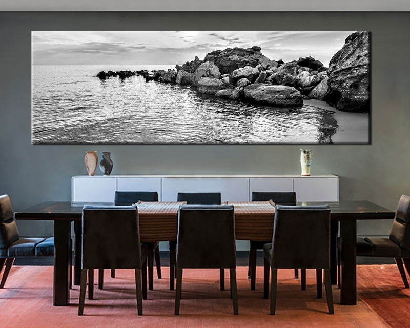 Big Cheap Wall Art Pertaining To Most Recently Released Big Wall Art For Living Room Macservices Pertaining To Plans (View 12 of 15)