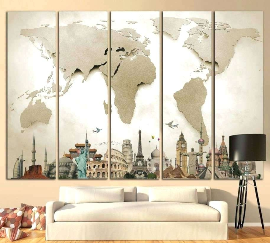 Big Wall Art Pictures Big Wall Decor Living Room Awesome Awesome Within Most Popular Big Cheap Wall Art (View 8 of 15)