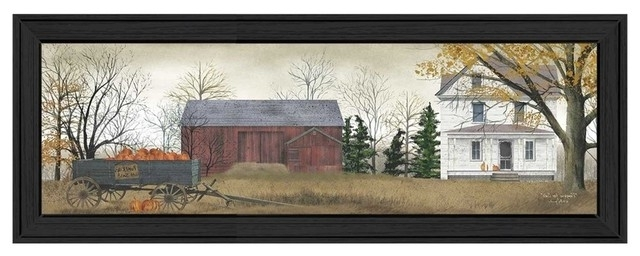 """Billy Jacobs Framed Wall Art Prints With Newest Pumpkins For Sale""""billy Jacobs Printed Framed Wall Art (View 5 of 15)"""