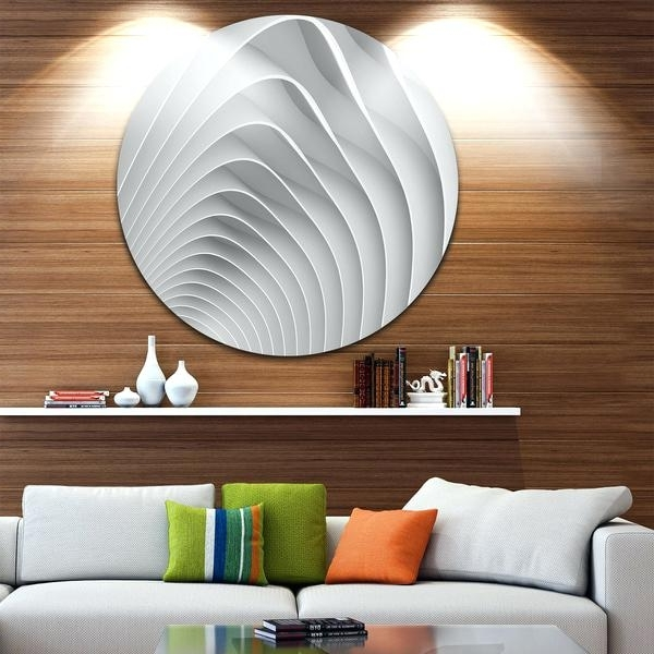 Blossom White 3D Wall Art Within 2018 White 3D Wall Art White Wall Art 3D Wall Art Blossom White (View 7 of 15)