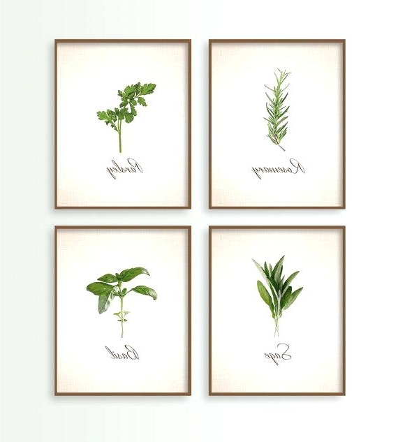 Botanical Print Sets Framed Marvelous Wall Art Great Deals On Set Of Regarding Widely Used Wall Art Print Sets (View 5 of 15)