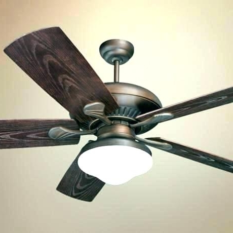 Bronze Outdoor Ceiling Fans With Light Inside Best And Newest Bronze Ceiling Fan With Light Best Contemporary Ceiling Fans Bendlin (View 13 of 15)