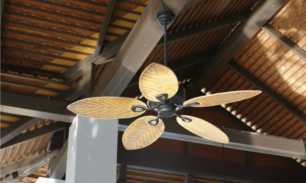 Browse The 9 Best Outdoor Ceiling Fans (November 2017) Within 2017 Outdoor Ceiling Fans With Speakers (View 7 of 15)