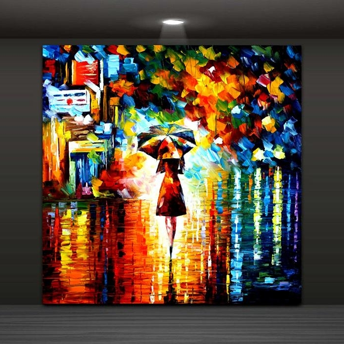 Buy Cheap Paintings For Big Save, Modern Abstract Wall Painting With Regard To Most Up To Date Modern Abstract Wall Art (View 3 of 15)