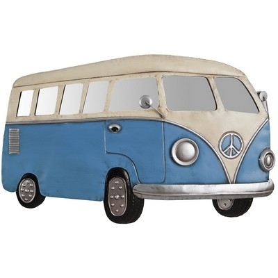 Campervan Metal Wall Art In Most Recently Released Retro Campervan Metal Wall Art – Vip Deal (View 2 of 15)
