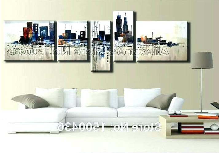 Canvas Artwork Sets Inspirations Large Wall Art Ideas Designs Amazon For Current Cheap Wall Art Canvas Sets (View 3 of 15)