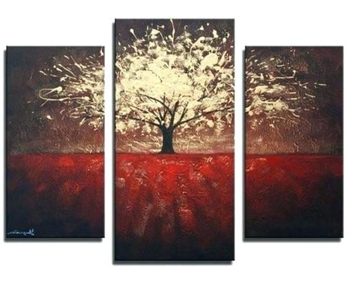 Canvas Wall Art 3 Piece Sets Throughout Well Known (View 7 of 15)