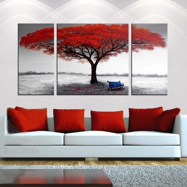 Canvas Wall Art Sets Of 3 Regarding Most Popular Best 20 3 Piece Canvas Art Ideas On Pinterest, 3 Piece Canvas Wall (View 6 of 15)