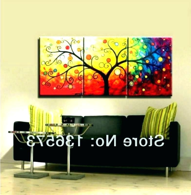 Canvas Wall Art Sets Of 3 Throughout Well Known 3 Set Wall Art 3 Piece Canvas Wall Art Sets 3 Piece Wall Art Sets (View 7 of 15)