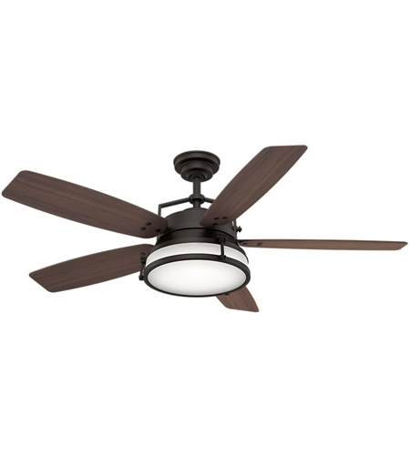 Casablanca 59360 Caneel Bay 56 Inch Maiden Bronze With Reversible For Latest Outdoor Ceiling Fans With Plastic Blades (View 8 of 15)