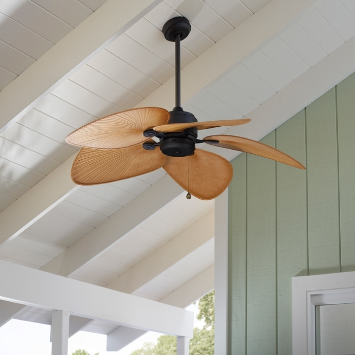 Ceiling Fan Buying Guide Intended For Newest Outdoor Ceiling Fans With Pull Chains (View 4 of 15)