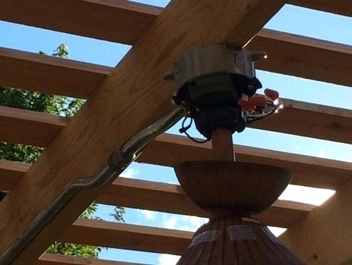 Ceiling Fans For Outdoor Use Outdoor Ceiling Fans Waterproof Need Throughout Famous Outdoor Ceiling Fans For Pergola (View 1 of 15)