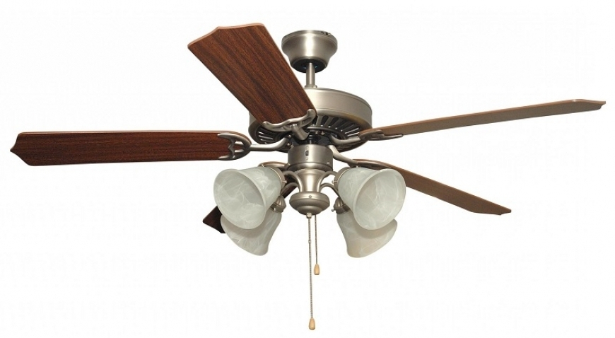 Ceiling Fans With Lights – Top Rated Ceiling Fans Reviews 2018 Throughout Well Liked Outdoor Ceiling Fans With Dimmable Light (View 6 of 15)