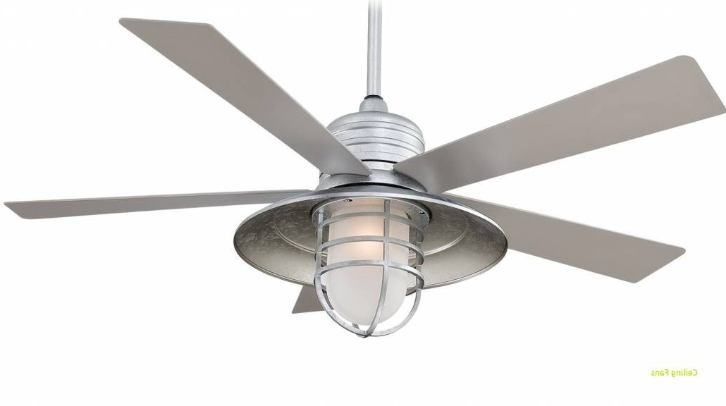 Ceiling Fans With Regard To Outdoor Ceiling Fans With Bright Lights (View 2 of 15)