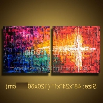 Featured Photo of Cheap Abstract Wall Art