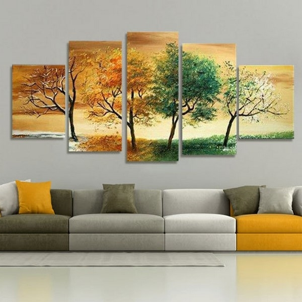 Chic Seasonal Wall Art Ideas – Decoration Ideas For Every Home With 2017 Seasonal Wall Art (View 5 of 15)