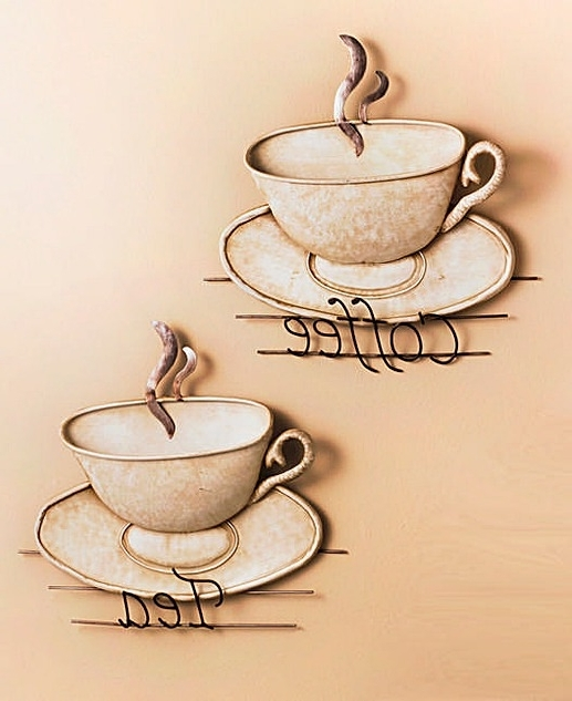 Coffee Theme Metal Wall Art In Most Popular Coffee Metal Wall Art – Www (View 6 of 15)