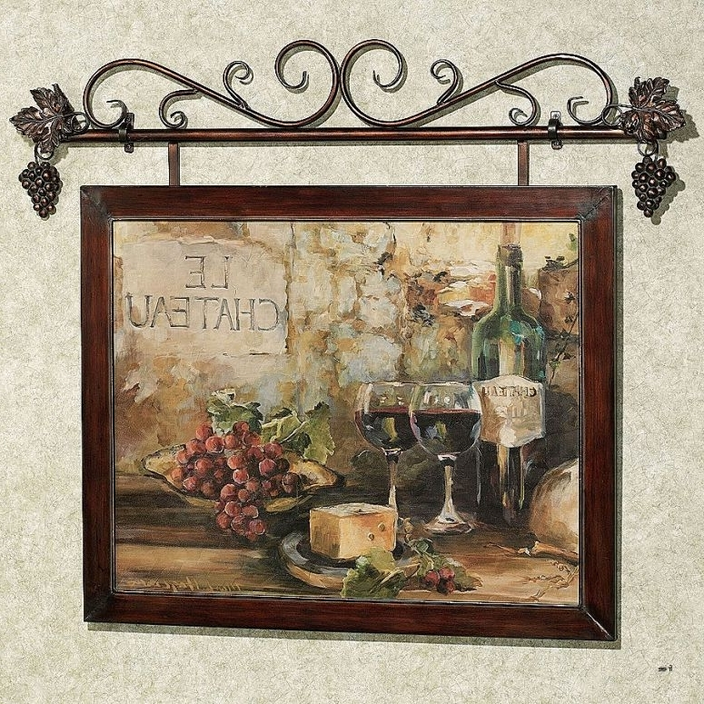 Coffee Theme Metal Wall Art Within Current New Metal Coffee Wall Art » P41Ministry (View 7 of 15)