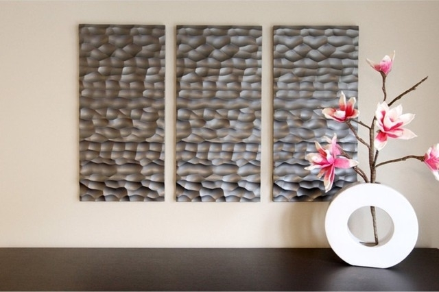 Contemporary 3D Wall Art Pertaining To Newest 3D Wall Art For Contemporary Homes (View 4 of 15)
