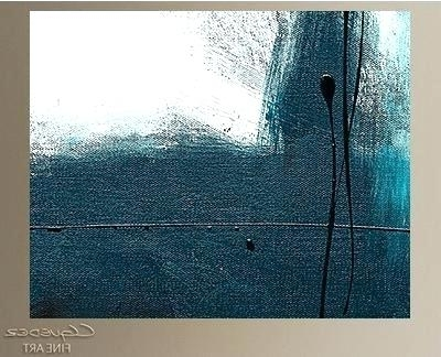 Featured Photo of Contemporary Abstract Wall Art