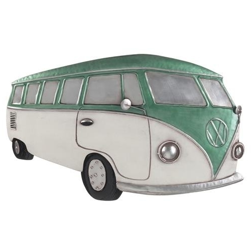 Contemporary Art Range With Campervan Metal Wall Art (View 1 of 15)