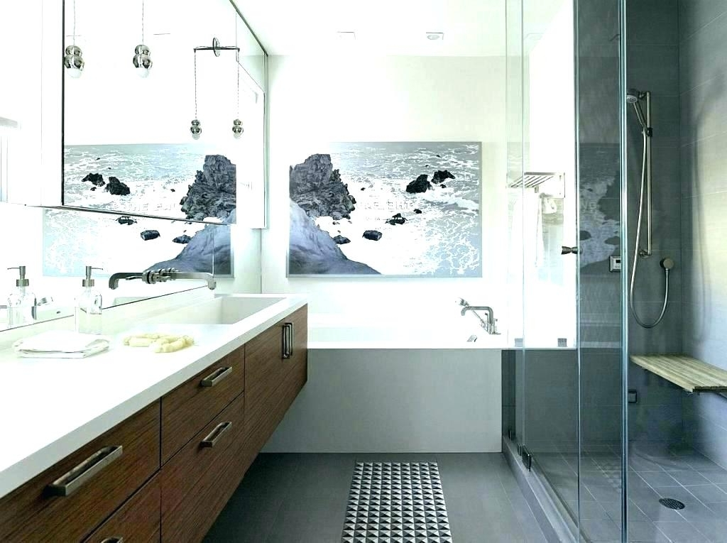 Contemporary Bathroom Wall Art With Regard To Widely Used Brave Contemporary Bathroom Wall Art Contemporary Bathroom Wall Art (View 8 of 15)