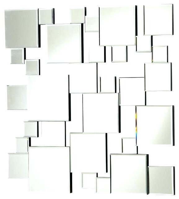 Contemporary Mirror Wall Art Regarding Favorite Wall Art Mirrored Contemporary Mirror Wall Art Mirrors 5 In Decors (View 7 of 15)