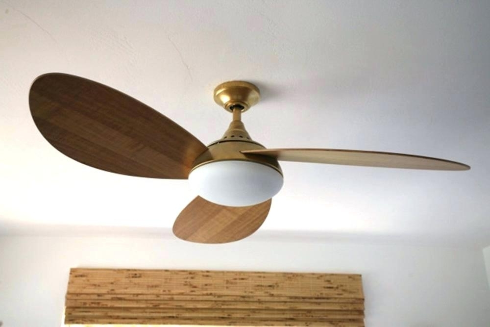 Contemporary Outdoor Ceiling Fans With Regard To Recent Modern Outdoor Fan Mid Century Modern Ceiling Fans Mid Century (View 6 of 15)