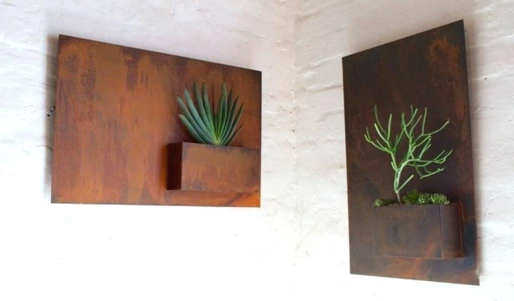 Contemporary Outdoor Wall Art For Most Popular Contemporary Outdoor Wall Art – Chastaintavern (View 2 of 15)