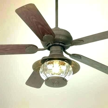 Copper Outdoor Ceiling Fans Regarding Most Recently Released Outstanding Walmart Ceiling Fans With Lights Outdoor Ceiling Fan (View 15 of 15)