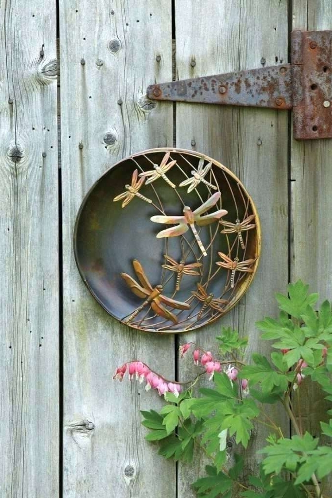 Copper Outdoor Wall Art Outdoor Patio Wall Decor Beautiful Best Regarding Latest Copper Outdoor Wall Art (View 5 of 15)