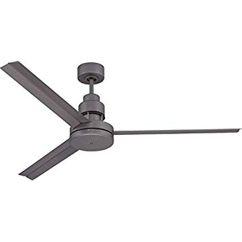 Craftmade Outdoor Ceiling Fan With Remote Mnd54Esp3 Mondo 54 Inch Throughout Most Popular Outdoor Ceiling Fans With Aluminum Blades (View 3 of 15)