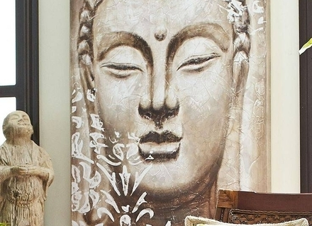 Current 13 Buddhist Wall Art, Buddha Art Collection On Ebay! – Swinkimorskie In 3D Buddha Wall Art (View 4 of 15)