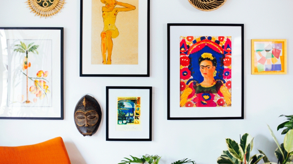 Current 20 Bright Pieces Of Wall Art To Warm Up Your Home (View 4 of 15)