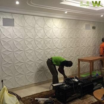Current 3D Plastic Wall Panels Regarding 2018 Hot New 3D Pvc Wall Panel Bathroom Plastic Pvc Panel Wall (View 3 of 15)