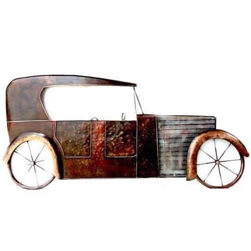 Current 56*2*27 Inches Vintage Car Wall Decor, Rs 1 /piece, Awesome Art And With Classic Car Wall Art (View 7 of 15)