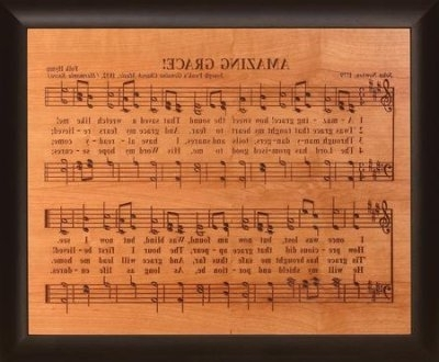 Current Amazing Grace Wall Art – Christianbook Throughout Grace Wall Art (View 3 of 15)