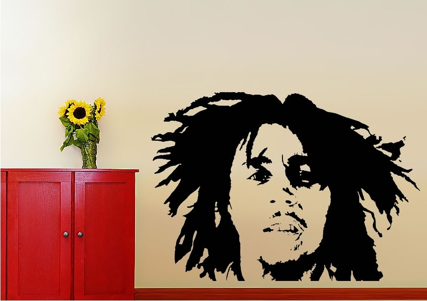 Current Bob Marley Wall Art Colour : Andrews Living Arts – Very Special Bob Intended For Bob Marley Wall Art (View 11 of 15)
