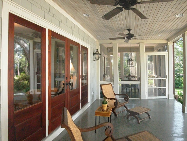Current Ceiling Fans For Porches – Photos House Interior And Fan Regarding Outdoor Ceiling Fans For Screened Porches (View 3 of 15)