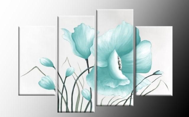 Featured Photo of Duck Egg Blue Wall Art