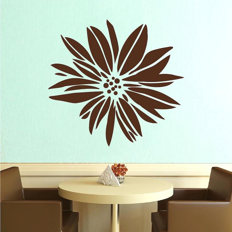 Current Exotic Wall Art With Regard To Exotic Wall Art Exotic Flower Wall Decal Exotic Car Wall Art (View 2 of 15)